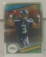 2012 TOPPS CHROME #14 RUSSELL WILSON SEATTLE SEAHAWKS ROOKIE CARD NM/MT