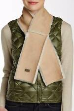 Australia Luxe Collective Cravat Shearling Sheepskin Scarf Sand (Natural Beige)