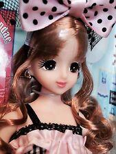 Takara Tomy Jenny IDOL Promotion video Fashion Doll BIG RIBBON Japanese Barbie