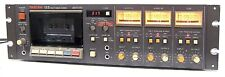 New Listing🔥�Pro Refurb】Tascam 133 Multi Image 2-Sp/3-Ch Cassette Deck!Dolby/Dbx💥Guarant y