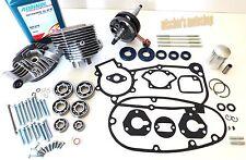 SIMSON Schwalbe KR51/1 Set Motorregeneration 50 ccm inkl. Kurbelwelle SNH-Lager