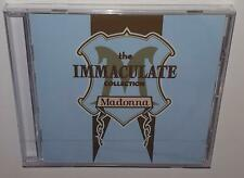MADONNA THE IMMACULATE COLLECTION (1990) BRAND NEW SEALED CD GERMAN PRESSING