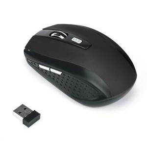 2.4GHz Wireless Mouse USB Receiver Pro Gamer For PC Laptop Desktop Computer