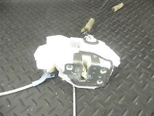 2008 honda civic 1.4 5DR drivers side front door lock 72111-SMG-E0