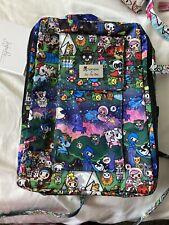 Jujube Camp Toki tokidoki minibe backpack