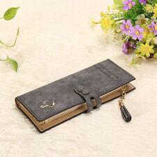 Fashion Lady Women Leather Clutch Wallet Long Card Holder Case Purse Handbag Hot