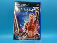 jeu video sony playstation 2 PS2 PAL complet TBE summoner 2