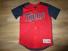 Kirby Puckett #34 Minnesota Twins MLB majestic Jersey Youth M 10-12 child