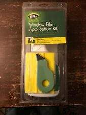 Gila RTK500 Window Film Application Tool Kit, Complete