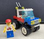 Vintage Lego 4 Wheelin Truck Set 6641 Complete 1987 Four Wheel Trucker Off Road