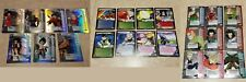 DRAGON BALL CCG SAIYAN TRUNKS SAGA HI-TECH FOIL LIMITED PROMO CARDS LOT + MORE