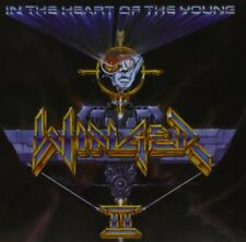 Winger In The Heart Of The Young CD NEW SEALED 1990 Kip Metal