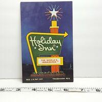 Vintage Postcard Holiday Inn Elizabethtown Kentucky