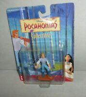 Pocahontas Disney Gift Vintage John Smith Figures 1994 NOS New