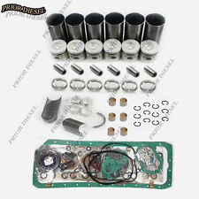 Isuzu 6HH1 8.2L Diesel Engine Rebuild Kit For 96-03 Isuzu FSR FVR FSR Trucks