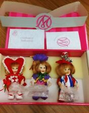 Marie Osmond Small Dolls for All Seasons #2 Trio BRAND NEW IN BOX w/CERT *SALE*