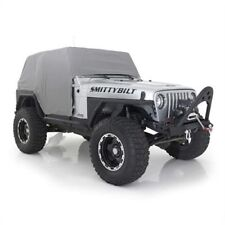 Smittybilt 1061 Cab Cover With Door Flap Water Resistant For 1992-2006 Jeep JK