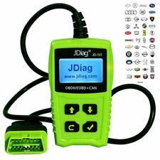 OBD2 Car Diagnostic Scanner OBDII Clear Fault Code Reader Check Engine Light