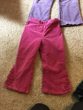 Lot Of Toddler Girls Size 2t Pants