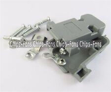 10PCS Plastic Hood Cover for 9Pin or 15Pin D-Sub DB9 DB15 CF