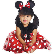 Minnie Mouse Costume for Baby and Infant by Disguise 6-12 months
