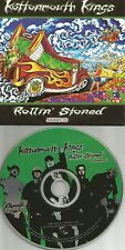 KOTTONMOUTH KINGS Rolllin Stoned Ultra Rare ADVNCE CARDED PROMO DJ CD 2002
