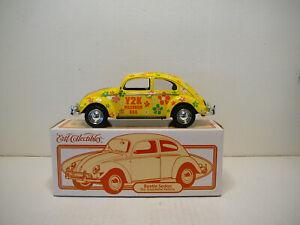 Volkswagen Beetle Y2K Millennium Bug Bank ERTL 1:25