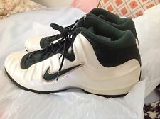 New mens Nike foamposite basketball shoes vintage classic size 17