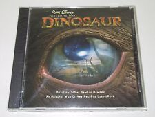 JAMES NEWTON HOWARD/DINOSAUR - ORIGINAL SOUNDTRACK(WALT DISNEY 60672-7) CD ALBUM