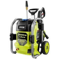 Ryobi RY142022VNM 2000 PSI Cold Water Pressure Washer