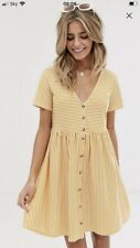 Stunning ASOS Mini Smock Dress 8