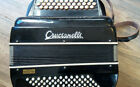 accordéon chromatique boutons Crucianelli 72 basses, acordeon, fisarmonica,
