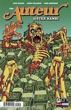 Auteur Sister Bambi #4 (Of 5) Comic Book 2015 - Oni Press