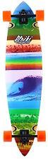 ALOIKI Ocean 40 Pintail Longboard komplett