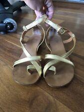 Ash Gold Sandal 37