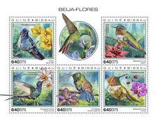 Guinea Bissau 2018 fauna Kingfishers and butterflies  S201812