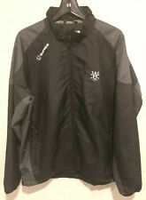 Sunice Jacket Size Large Black Whitemarsh Valley Country Club Golf Mens