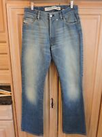 Women's Diesel Distressed Jeans Size 30 Free Shipping!