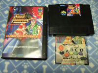 NEO GEO AES ROM Shock Troopers MVS Convert from Japan Free shipping