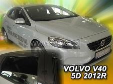 HEKO Windabweiser VOLVO V40 5türig 2012--> 4-teilig - 31238
