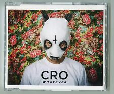 Cro - cd PROMO - WHATEVER © 2013 - German-2-Track picture disc