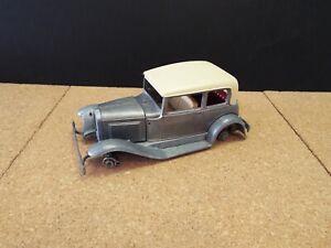Hubley - Model A Ford Victoria parts car