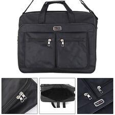 Business Laptop Case Black Durable up Waterproof 17 Inch Notebook Computer Bag