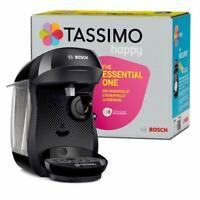 Bosch TAS1002 Tassimo Happy Coffee Maker Pods Brewer 1400 W, 23.7oz