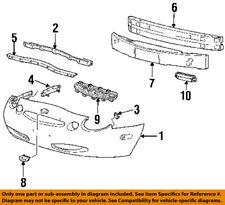 FORD OEM 96-99 Taurus Front Bumper-Bumper Cover Reinforcement F6DZ17E814AA
