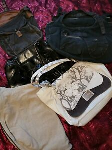 Job lot 5 x Various Bags with Defects.... Please Read....