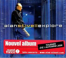 CD - ALAN STIVELL - Explore