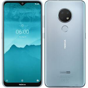 "Unlocked Nokia 6.2 32/64/128GB ROM 16MP 6.3"" Wifi Dual SIM 4G Android smartPhone"