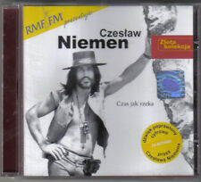 Czeslaw Niemen - Czas Jak Rzeka / Pomaton EMI 2000