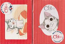 2 coffrets CHI UNE VIE DE CHAT mes 30 CARTES mes 4 CARNETS collector manga